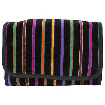 Bown of London Mozart Wash Bag - Black/Multi-colour