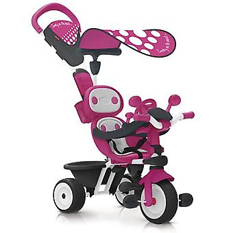 Smoby Tricycle driver comfort baby girl (Outdoor , On Wheels , Bikes And Tricycles)