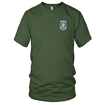 US Army - 123rd Armored Regiment Embroidered Patch - Kids T Shirt