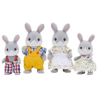 Sylvanian familier Bennets kanin familie sæt