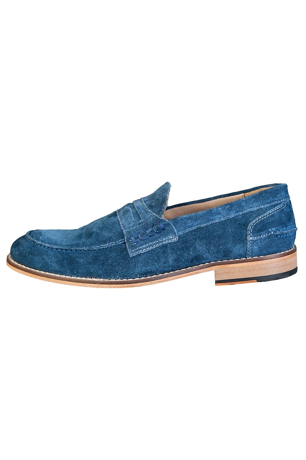 John White Loafers Shoes NELSON-JEAN