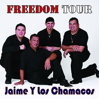 Jaime Y Los Chamacos - frihed Tour 2008 [CD] USA importerer