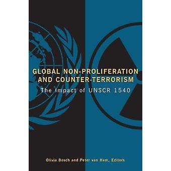 La non-prolifération mondiale et lutte contre le terrorisme par Peter Van Ham