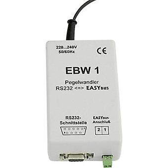 Greisinger EBW 1 Interface converter EBW 1 RS232 to EASYbus , Compatible with (details) Greising