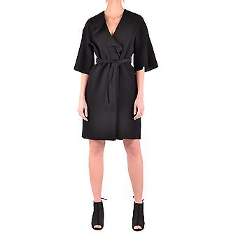 Pinko women's 1G13616786Z99 black acetate dress