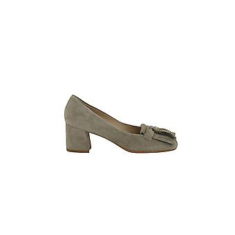 Franco Colli ladies FC458BR231008 grey suede pumps