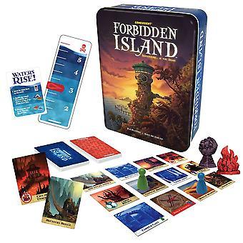 Gra planszowa zakazanej wyspy