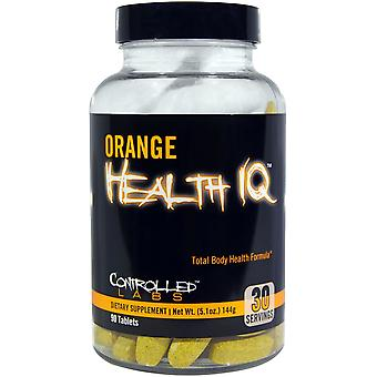 Controlled Labs Orange Health Iq 90 Tablets (Sport , Athlete's health , Multivitamins)