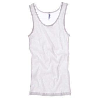 Bella Canvas Ladies 2x1 rib tank top