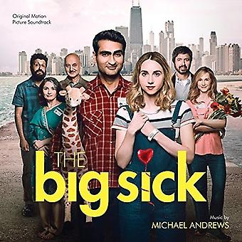 Michael Andrews - Big Sick / O.S.T. [CD] USA import