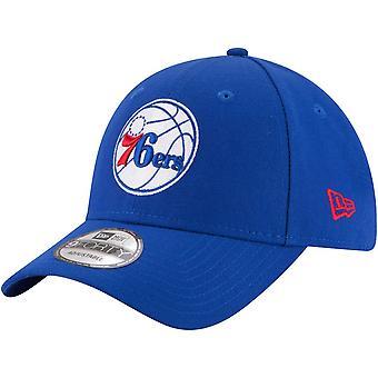 New Era 9Forty Cap - NBA LEAGUE Philadelphia 76ers royal