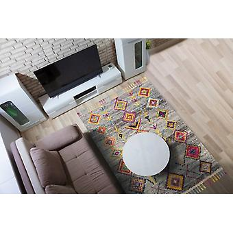 Royal Marrakech 2209B Light Grey  Rectangle Rugs Traditional Rugs