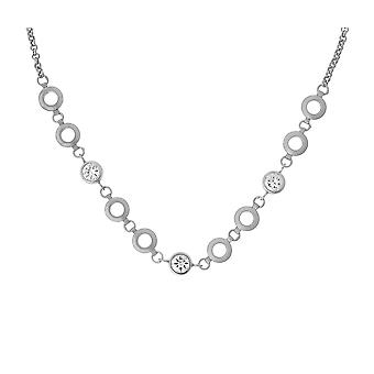 Orphelia Silver 925  Necklace Fantasy Zirconium  ZK-2793