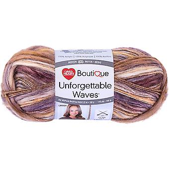 Red Heart Unforgettable Waves Yarn-Spices