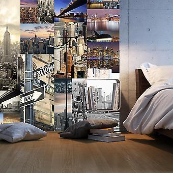 Fotomurale - Vie di New York