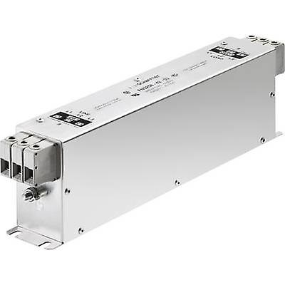 Schaffner FN3258-30-33 EMI filter 277 V AC, 480 V AC 30 A (L x W x H) 270 x 50 x 85 mm 1 pc(s)