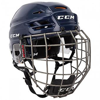 CCM tacks 710 helmet combo senior