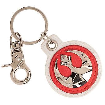 Star Wars Keyring Keychain Rebel Emblem Episode 8 Logo new Official