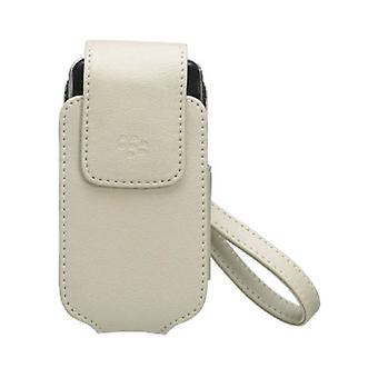 BlackBerry - Synthetic Tote Case for BlackBerry 8200 Cell Phones - Sandstone