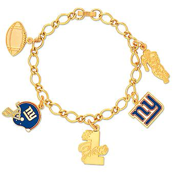 Wincraft damer i sjarm armbånd - NFL New York Giants