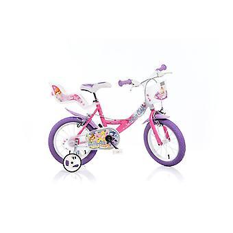 Winx Butterflix cykel 16 tommer diameter