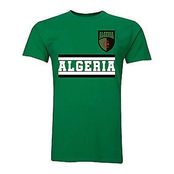 Algeriet Core fodbold land T-Shirt (grøn)