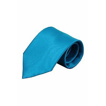 Blue silk tie Isola 01