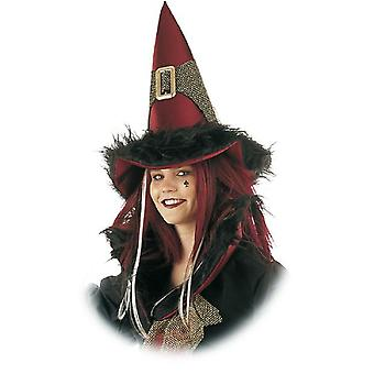 Witch sorceress ladies mythical creatures wig Womens wig