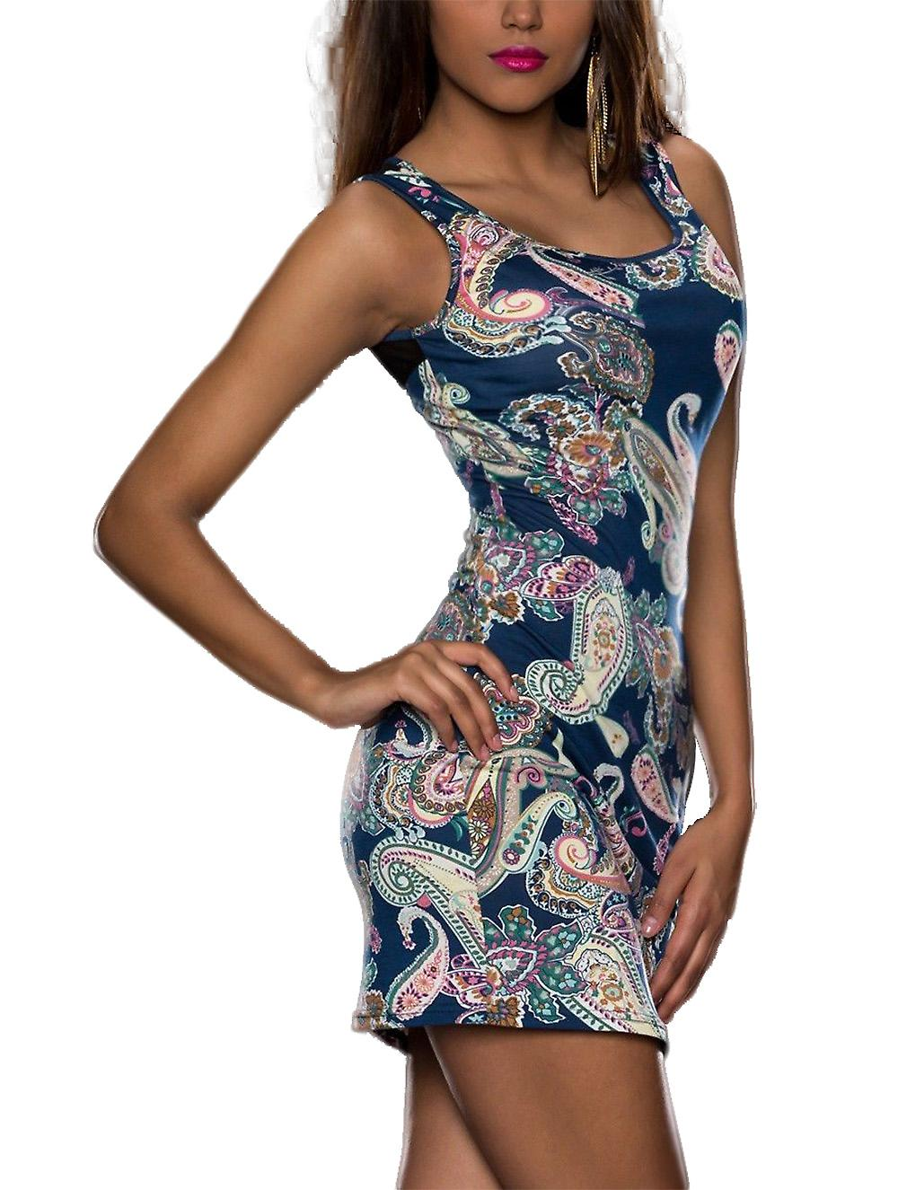 Waooh - Robe Imprimé Floral Madory