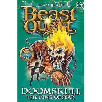 Doomskull o rei do medo por Adam Blade - livro 9781408315231