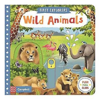 Vilda djur av Jenny Wren - 9781509855124 bok