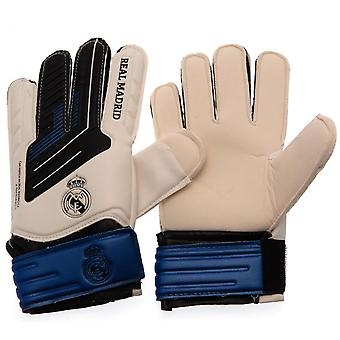 Real Madrid CF Junior Goalkeeper Gloves