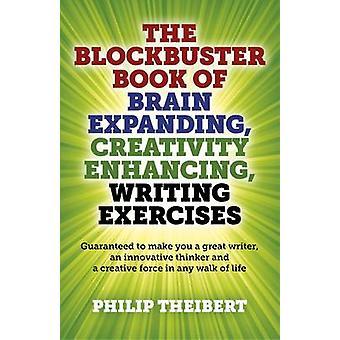 Den storsäljande boken av hjärnan expanderar - kreativitet förbättra - stämning