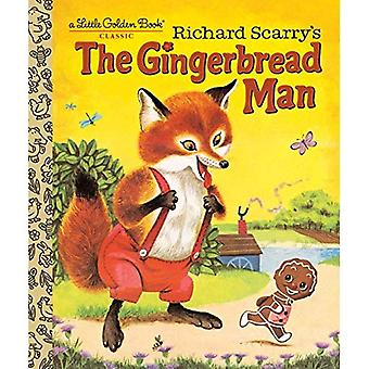 Richard Scarry's the Gingerbread Man (Little Golden Book)