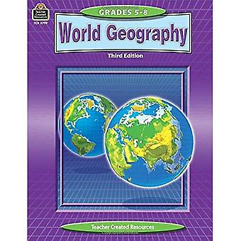 World Geography, Second Edition (Teacher Created Materials)