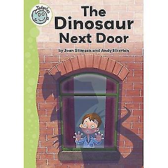 La puerta siguiente del dinosaurio