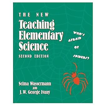 Ny undervisning elementära vetenskapen, andra upplagan, vem är rädd för spindlar?