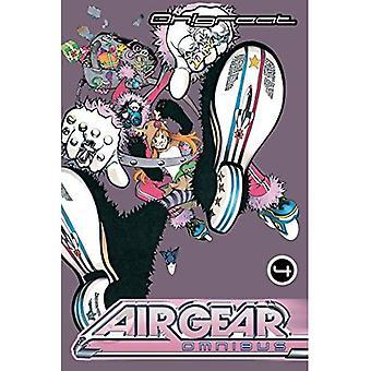 Air Gear Omnibus 4