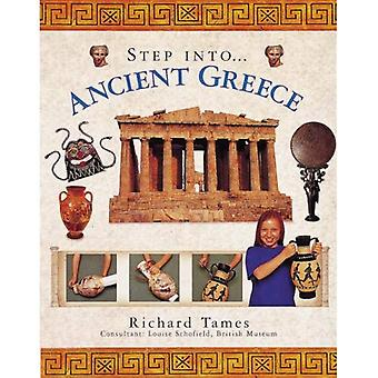 La Grèce antique: Étape dans la Grèce antique (pas dans)