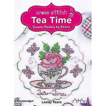Cross Stitch Tea Time: Sweet Models to Stitch