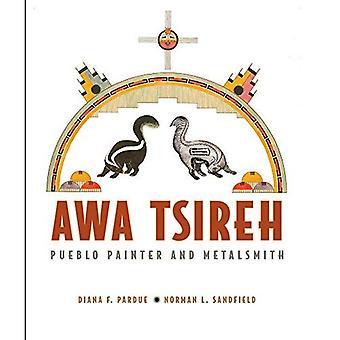AWA Tsireh: Pueblo schilder en smid