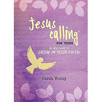 Powołanie Jezusa: 50 nabożeństwa do wzrostu w wierze (Jezus Calling (R))