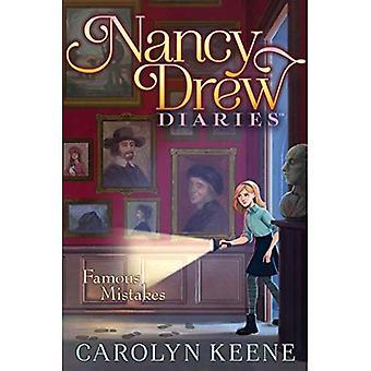 Famous Mistakes (Nancy Drew� Diaries)