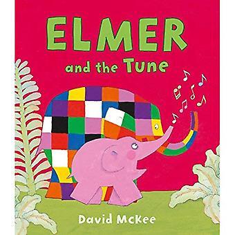 Elmer och tonerna (Elmer bilderböcker)