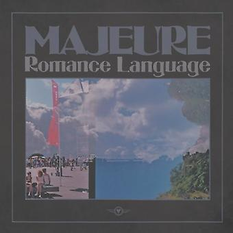 Majeure - Romance Language [Vinyl] USA import