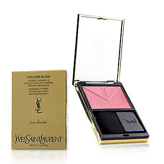 Yves Saint Laurent Couture Blush - # 9 Rose Lavalliere - 3g/0.11oz