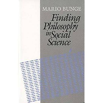 Vinden van filosofie in sociale wetenschappen door Bunge & Mario