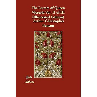 الرسائل من الملكة فيكتوريا المجلد الثاني الثالث يتضح طبعة بينسون & آرثر كريستوفر & ماجستير