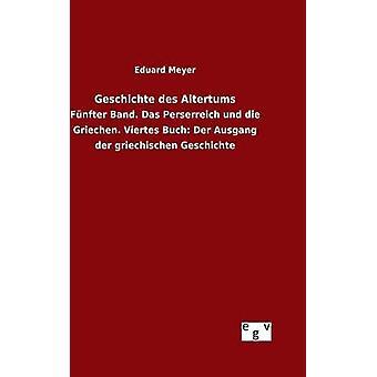 Geschichte des Altertums by Meyer & Eduard