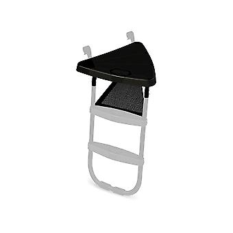 BERG Ladder Platform Trampoline Accessory Black